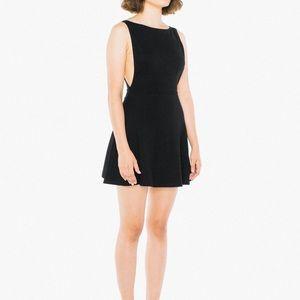 American Apparel Ponte Sleeveless Dress
